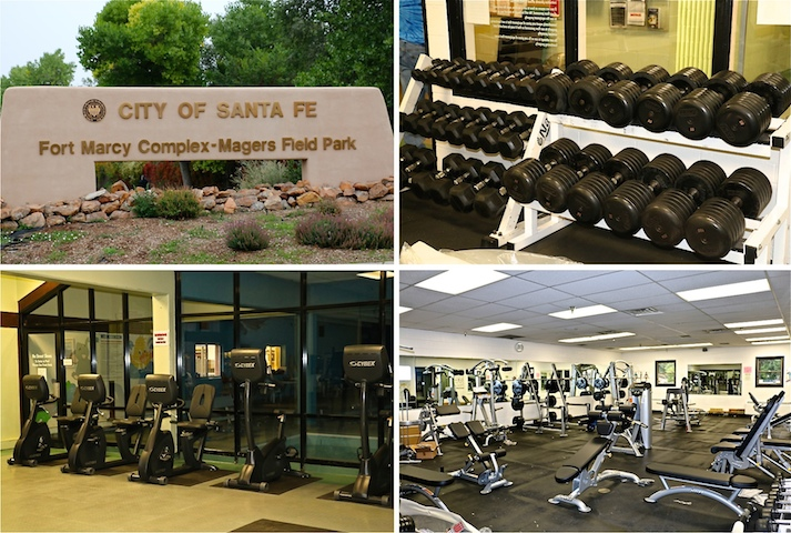 Ft. Marcy Gets New Fitness Equipment