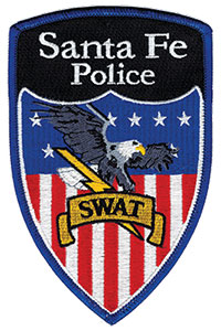 SFPD SWAT Patch