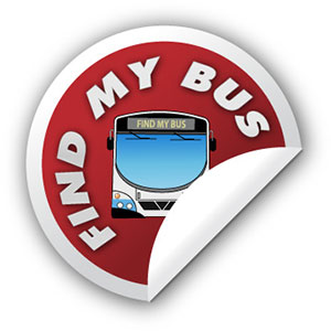 Find My Bus Button