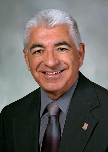 Councilor Bill Dimas