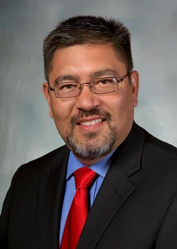 Councilor Chris Rivera