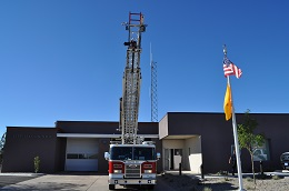 Photo of Fire Station 4 - 1130 Arroyo Chamiso