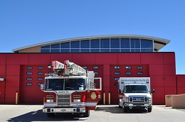 Photo of Fire Station 7 - 2391 Richards Avenue
