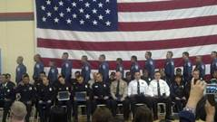 Largest Sfpd Class In State History Graduates Nm Law