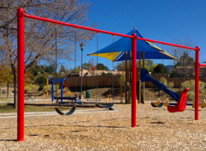 Photo of play equipment at Candelero Park