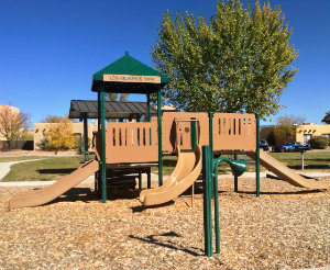 Photo of Los Milagros play equipment