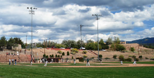 Photo of Ft. Marcy ball field